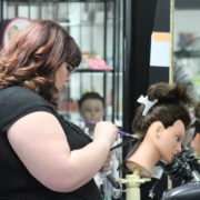 dying hair   Marietta OH hair coloring and foiling   Preston's Beauty Academy