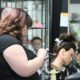 dying hair | Marietta OH hair coloring and foiling | Preston's Beauty Academy